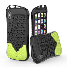 Heavy Duty Hybrid Armor Case For iPhone X 8 7 6 6S Shockproof Protective Case Back Cover For Apple iPhone X 8 7 6 6S Case