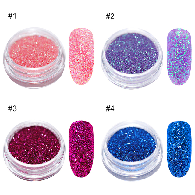 1g/Box Shining Glitter Powder