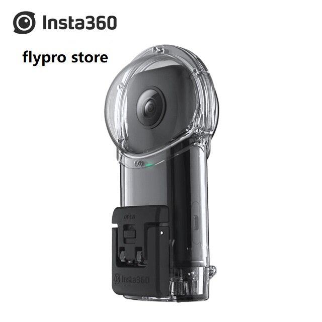 Oryginalny insta 360 jeden X Dive Case dla insta360 jeden x kamery 30 M wodoodporna głębokość bez szwu szwy 360 kamery akcesoria w Akcesoria do kamer 360° od Elektronika użytkowa na  Grupa 1