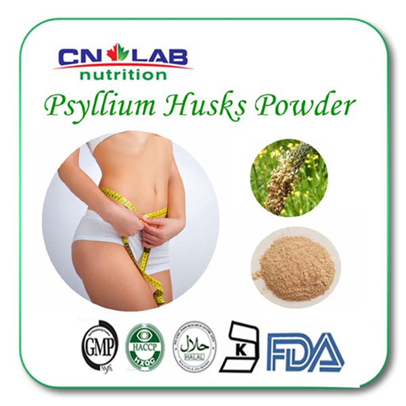 1kg/lot ISO certificated factory supply 100% Pure Natural Psyllium husk powder 1kg lot gmp factory supply chokeberry plant extract powder supplement