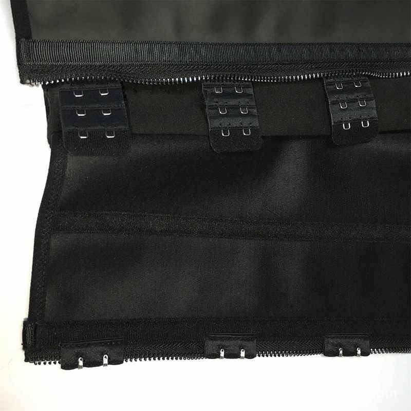 Trainer in lattice da donna corsetto Sexy Body Shaper Lingerie cerniera vita sottile pancia slip dimagranti Hotsell Shaper cintura Shapewear