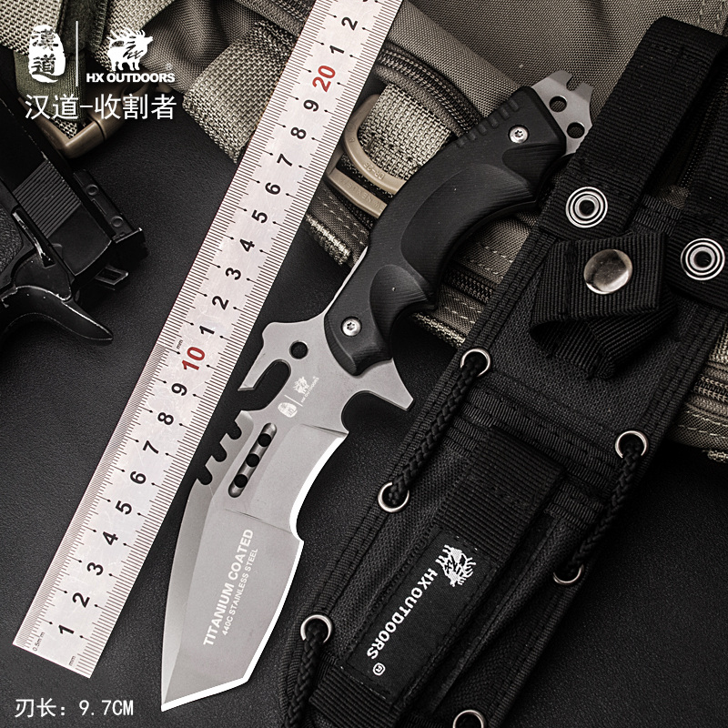 HX OUTDOORS knife new model Portable Tactical army Survival Gear 2017 good knife outdoor tools high hardness hunting knife hx outdoors tactical knife outdoor tools high hardnes straight knife wilderness survival gear knife army stainless steel