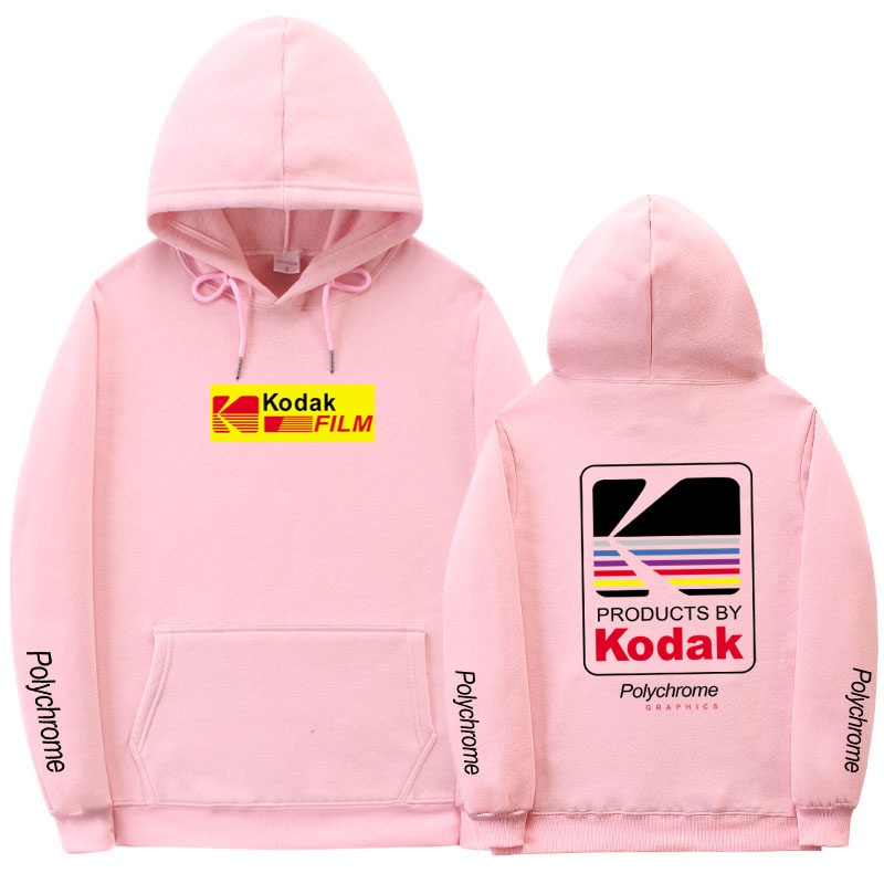 €12.87 39% de réduction Nouveau 2019 usage Tour sweat à capuche hommes femmes marque de mode automne hiver streetwear hoodies Hip Hop Kodak sweat à