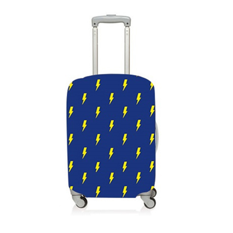 Yesello Non-Woven Travel Luggage Suitcase Protective Cover Trolley case Travel Luggage Dust cover Bags Accessories joytour jt2020 convenient non woven fabric protective cover for 26 suitcase coffee