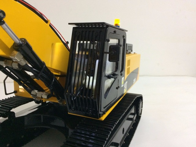 2020 NEW!!! 1/12 RC hydraulic excavator CAT339DL Pro/ rc excavator