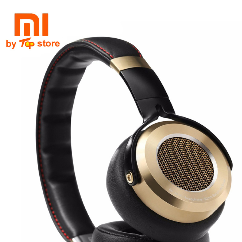 Original Xiaomi Headphone HiFi Earphone Sound stereo Bass  gaming Headset With Microphone For PC Phone