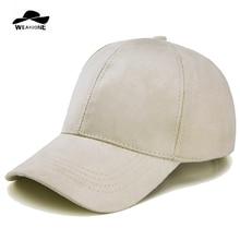 2017 Fashion Suede Snapback Baseball Cap New Gorras WearzoneTrucker cap WinterAutum HipHop Flat Hat Casquette Bone