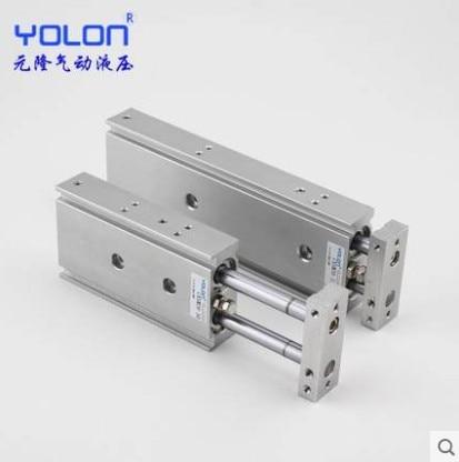 SMC Type CXSM Series CXSM6*20 CXSM6-20 Double Axis Cylinder double rod cylinderSMC Type CXSM Series CXSM6*20 CXSM6-20 Double Axis Cylinder double rod cylinder