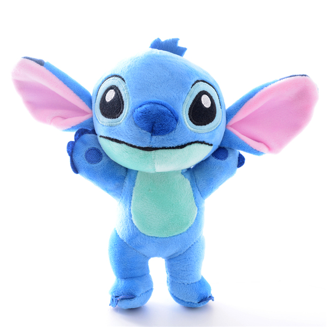 Plush School Backpack for Children Cartoon Lilo & Stitch Kindergarten Backpack for Kids Children with Lilo & Stitch Toy