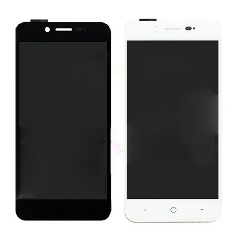 Nouveau noir blanc LCD affichage pour ZTE Blade A460 L4 Pro + écran tactile avant verre numériseur panneau capteur lentille remplacement