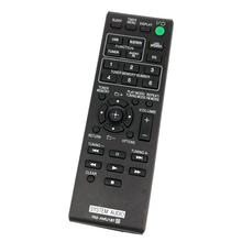 New Replace Remote Control RM AMU187 For Sony PERSONAL AUDIO SYSTEM GTK N1BT Fernbedienung
