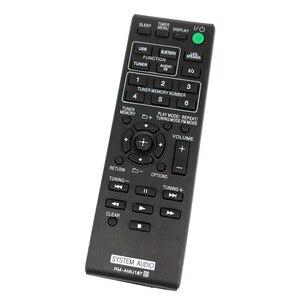 Image 1 - Nouveau remplacement de la télécommande RM AMU187 pour Sony système AUDIO personnel GTK N1BT Fernbedienung