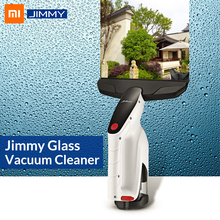 Xiaomi JIMMY VW302 Cordless Window Glass Vacuum Cleaner With Squeegee Spray Bottle 100ml Water Tank For Home House Car