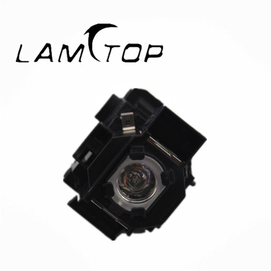 FREE SHIPPING  LAMTOP Hot selling  original lamp  with housing  ELPLP36/V13H010L36  for  EMP-S4 стоимость