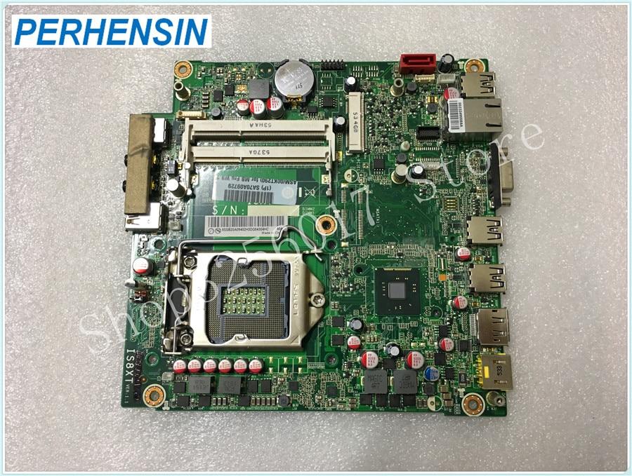 все цены на Genuine FOR Lenovo FOR ThinkCentre M83 M93 M93P M73 Desktop MOTHERBOARD Is8xt 00kt290 100% WORK PERFECTLY онлайн