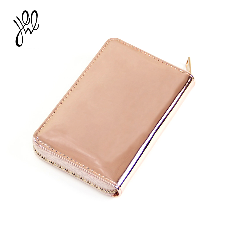 New Wallet Women Mini PU Leather Solid Short Womens Wallets And Purses Casual Style Small Ladies Wallet For Credit Card 500710