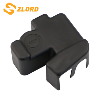 Zlord Car Battery Negative Protective Terminal Cover for Subaru Forester Legacy Outback Levorg 2014 2015 2016 2017 2018 image
