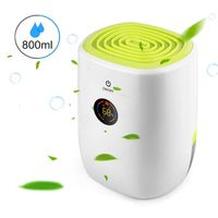 Adoolla Portable Home Electric Air Dehumidifier Dryer for bedroom Basement Moisture Absorbing