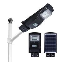 Polycrystalline Solar Panel Light Control Radar Sensor Lamp outdoor Lithium iron phosphate Battery outdoor wall Street Lighting
