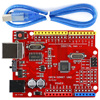 One Set UNO R3 CH340G ATMEGA328P Development Board With USB Cable For Arduino UNO R3 Compatible