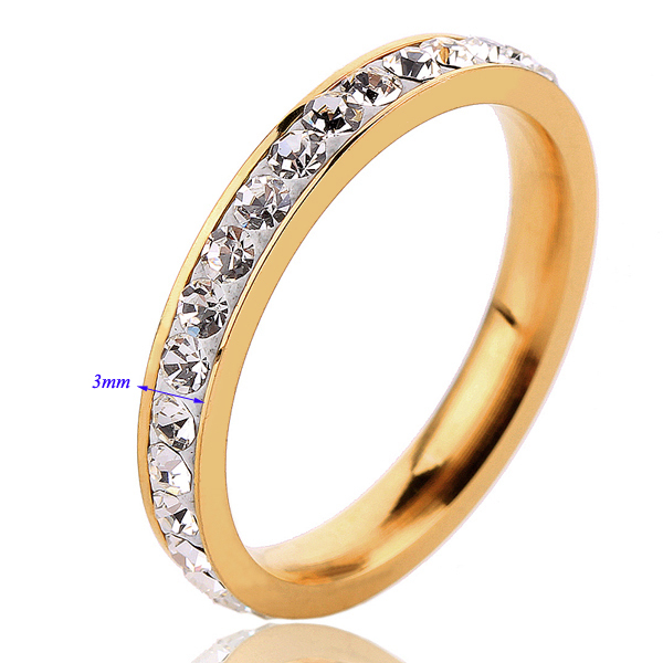 Wedding Rings For Sale By Owner Buy Wedding Jewelry Engagement Rings Hot Sale Lady Gold