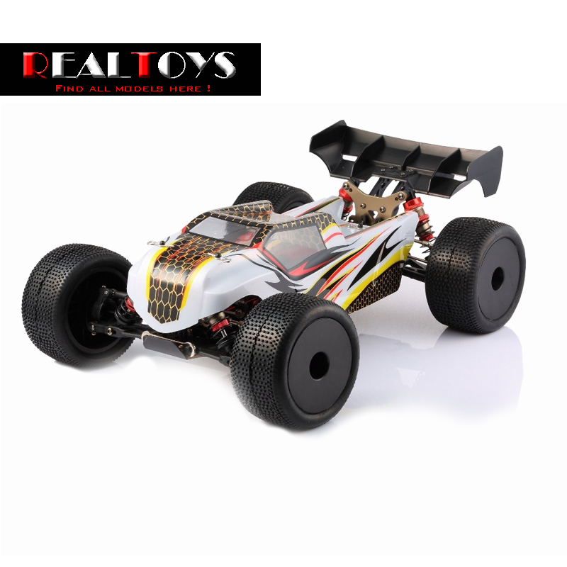LC Racing 1/14th EMB-TGH brushless power Off-Road RC Truggy RTR