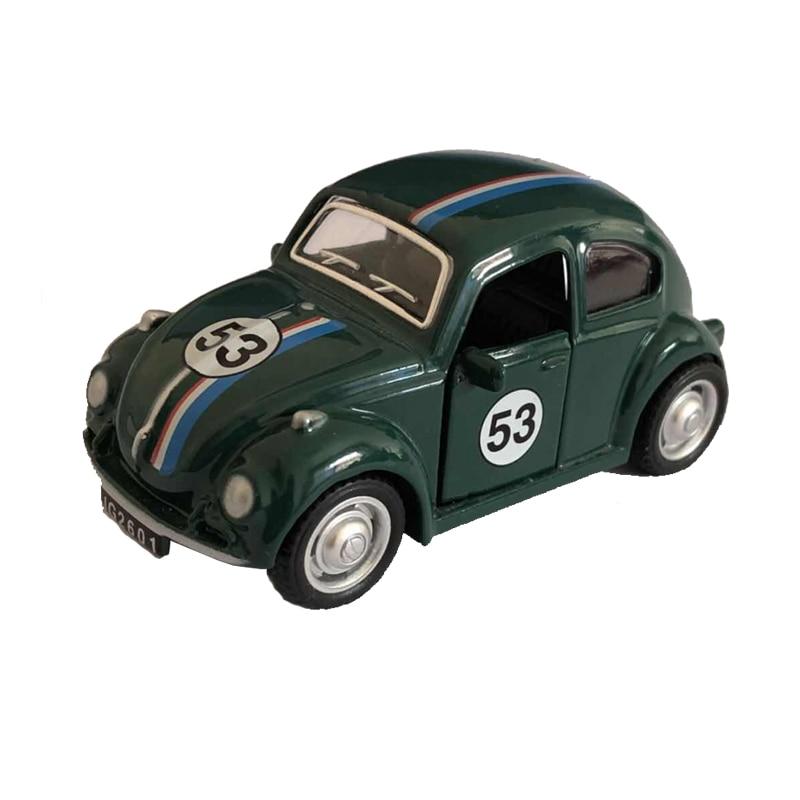 Herbie Volkswagen Beetle 53 Model Toy Car 16