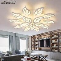 Remote Control Dimming Led Ceiling Lights Lamp For Living Room Bedroom Deckenleuchten Modern Led Ceiling Lights