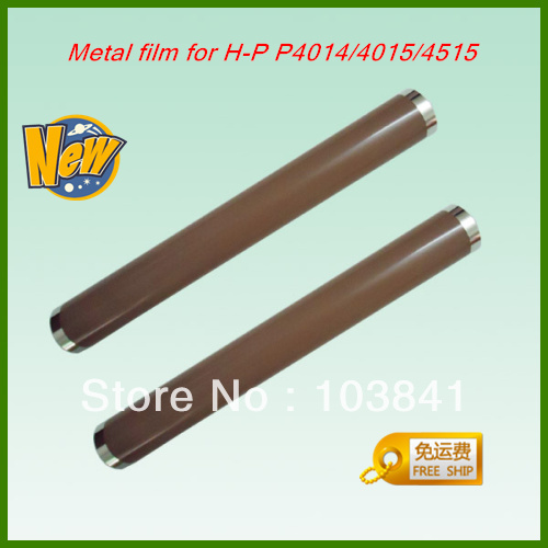 Compatible RM1-4554-Film Metal Fuser Filxing Film Sleeve for HP P4014 P4015 P4515 4014 4015 M600 M601 M602 Printer Telfon Film
