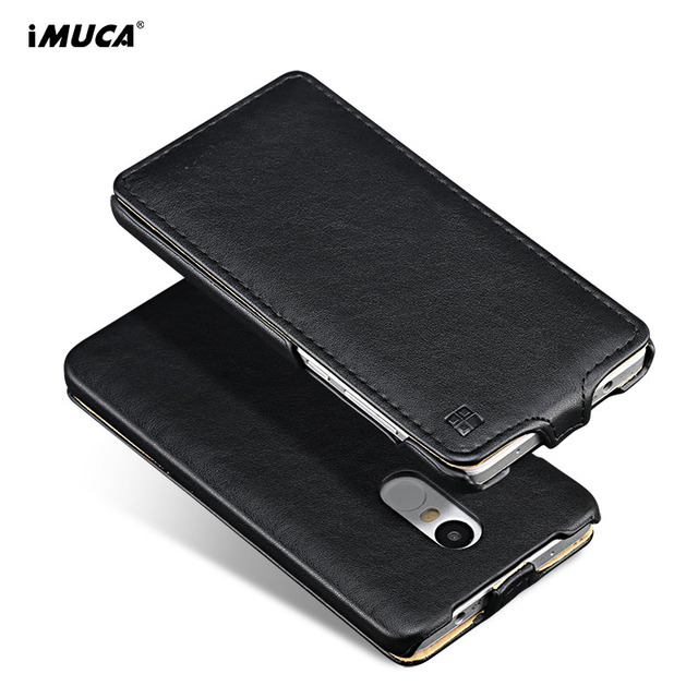 iMUCA phone cases Xiaomi redmi note 4 case cover flip leather case Xiaomi redmi note 4 pro redmi note 4 prime luxury case capa