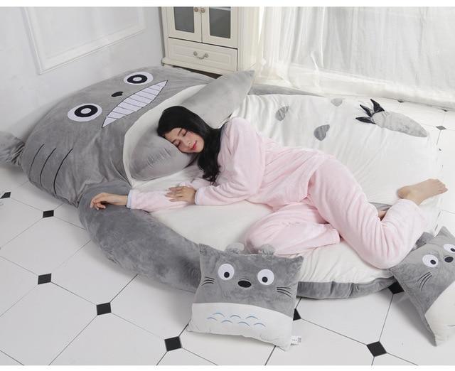 Totoro pigro divano letto Singolo fumetto tatami stuoie Bella ...