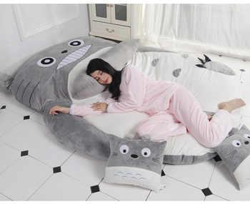 Totoroขี้เกียจโซฟาเตียงเดียวการ์ตูนเสื่อทาทามิเสื่อน่ารักสร้างสรรค์ห้องนอนขนาดเล็กโซฟาเก้าอี้นอน - DISCOUNT ITEM  11% OFF บ้านและสวน