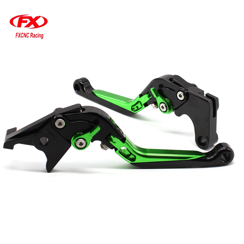 CNC Adjustable Motorcycles Brake Clutch Levers Folding Extendable Advailable Lever For Yamaha XJR 1300 Race 2004 - 2016 2004 for yamaha supertenere xt1200ze fjr 1300 xjr 1300 racer cnc adjustable levers brake clutch levers blade motorcycle accessory