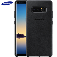 Samsung Galaxy Note8 Note 8 Original Cover Case Phone Shell Anti Fall Leather Luxury Cases And