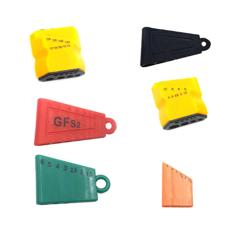 Kunci Organizer Rak Penyimpanan Penyortir Kotak Alat Pemegang untuk L-Bentuk Allen Kunci Universal Kunci Hexagon untuk Perbaikan Sepeda tangan Alat
