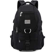 2019 Top Brand Oxford Cloth Business Retro Casual Mens Bag Men and Women Shoulder Computer Backpack Student