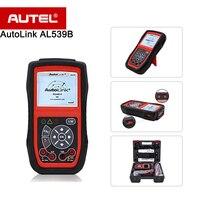 Autel Autolink AL539B OBDII Scanner et Électrique Outil De Diagnostic Al539 b avec lire codes, clair codes, données en direct et test de la batterie