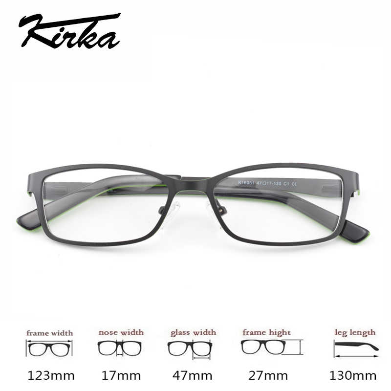 0039537806ba ... Kirka Kids Optical Frame Children Glasses Girls Optical Frame  Transparent Prescription Flexible Metal Frames ...