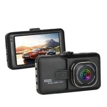 ANENG 3,0 дюймов Видеорегистраторы для автомобилей Камера 1080 P Full HD видео автомобиля Регистраторы 120 градусов регистраторы