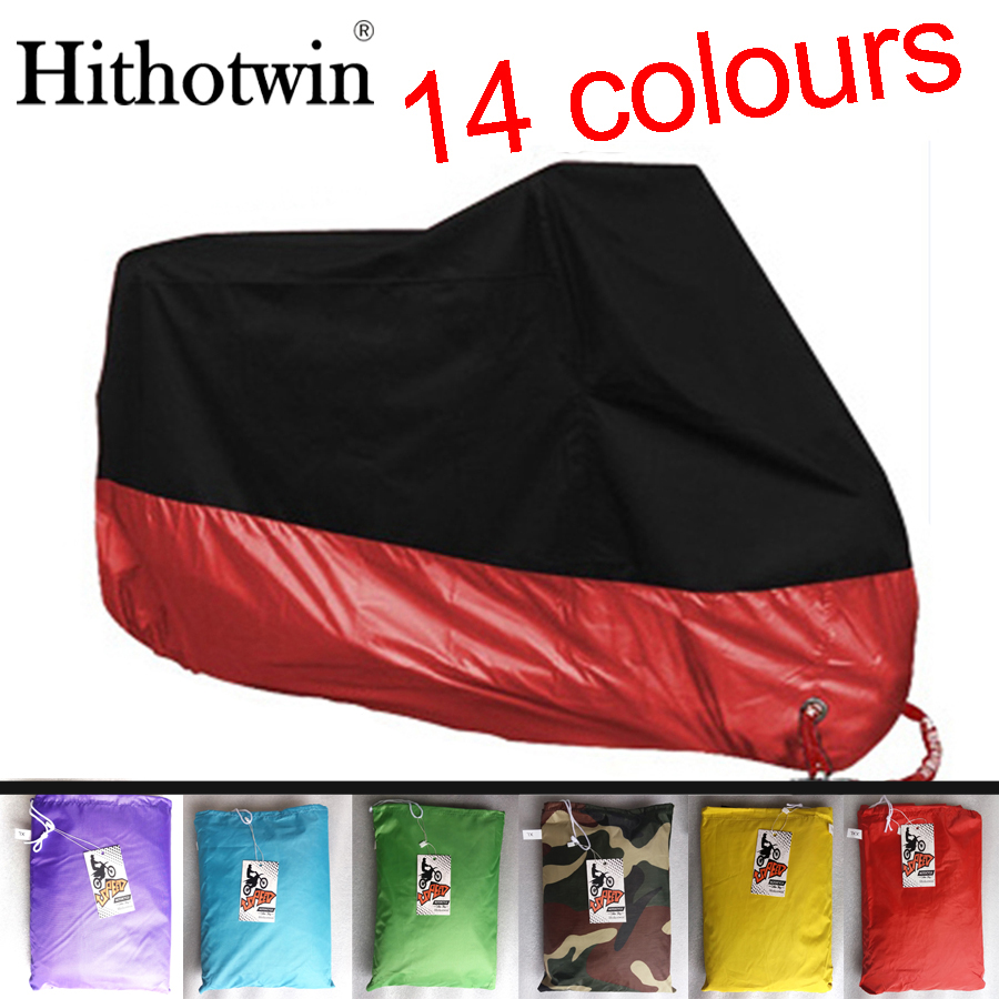 Motorcycle Covers Outdoor Anti-UV Motorbike Dust Proof Motor Bike Scooter Protector Covering Rain Cover For Honda KTM SUZUKI