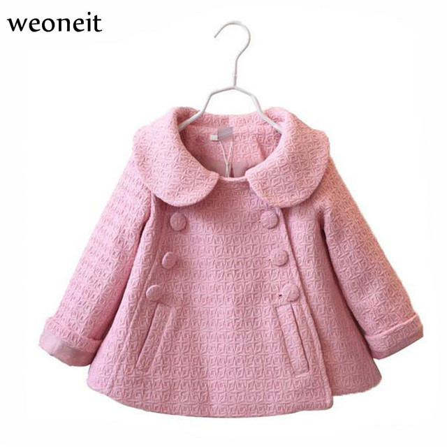 d4ea8a622a8f Weoneit New Fashion Kids Winter Coat Baby Girl Clothes Winter Autumn  Children Clothing Girls Jacket