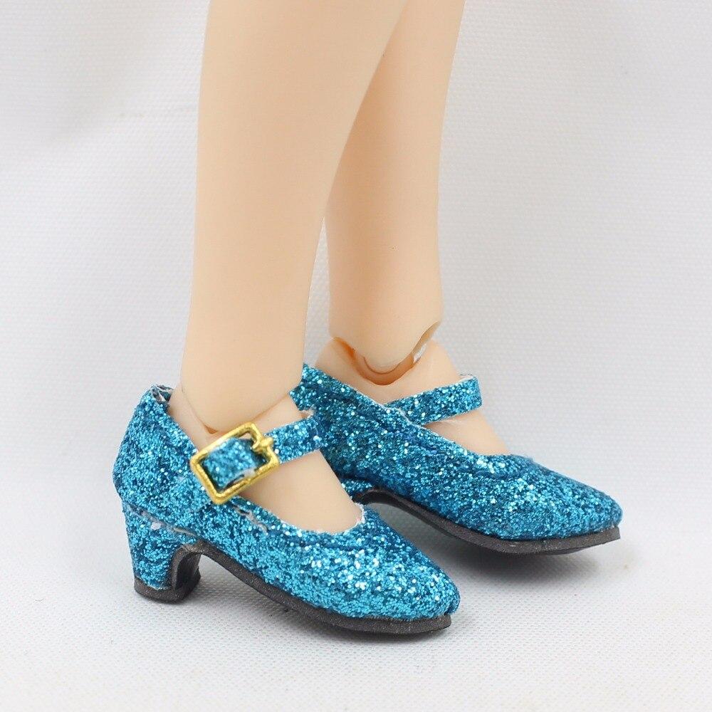 Neo Blythe Doll Bling Elegant Shoes 4