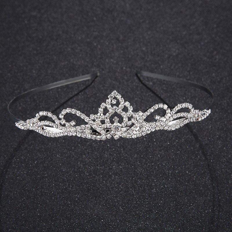 Dropwow Miallo Tiara Headband for Wedding Leaves Crystal Crown Tiara ... b0493f0f928a