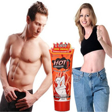 Slimming body cream & 100% plant extracts 85 ml hot chili body cream fast burning fat products on sale