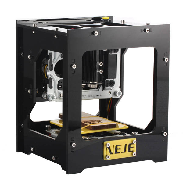NEJE 300mW DK-8 PRO-3 High Speed Resolution USB DIY Laser Engraver Cutter Machine Printer