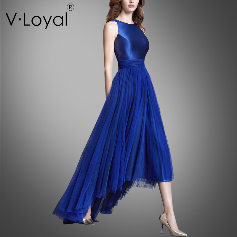 Silk Haute Été gamme Nouveau Dress Blue nqHxw8ZY