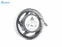 Original Delta BFB0712HF New original double ball pitch equilateral 38mm fan blade diameter 63mm 4P plug