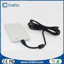 Chafon 860 МГц ~ 960 МГц usb читатель писатель uhf rfid для системы контроля доступа с образец карты бесплатная доставка