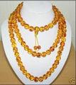 shipping> >>>Beautiful 12MM bead Tibet 108 Beads Necklace
