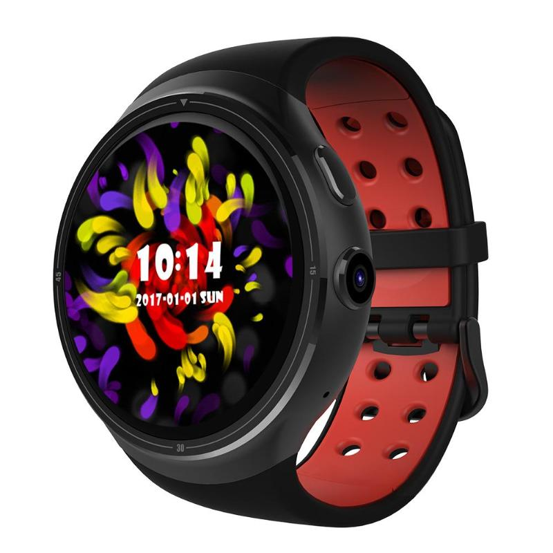 ALLOYSEED 1.39 Touch Screen 3G WiFi Android Bluetooth Sport Smart Watch 16G Memory Heart Rate Monitor GPS Wristwatch Smartwacht